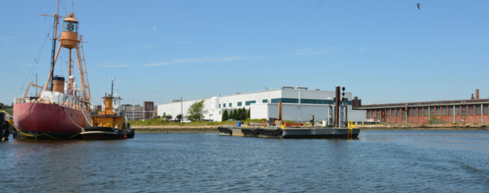Home to our beautiful new waterfront facility