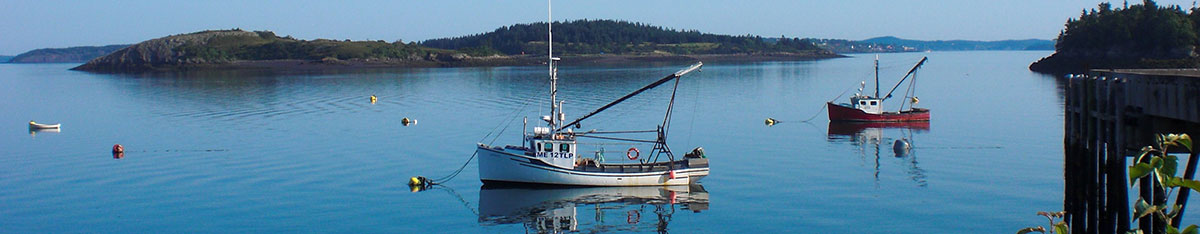 top banner fishing boats
